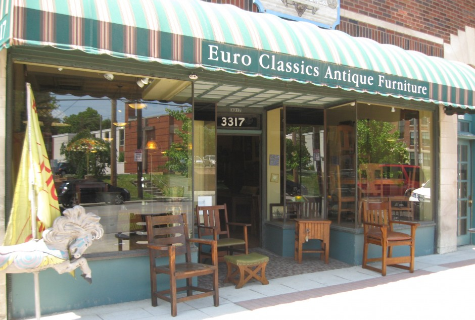 - Euro Classics Antiques Antiques From The Mission And Arts & Crafts Era